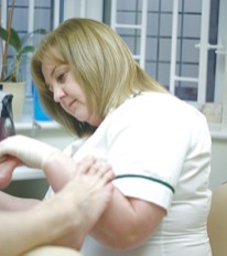 Qualified Staff at Heswall Chiropody on the Wirral